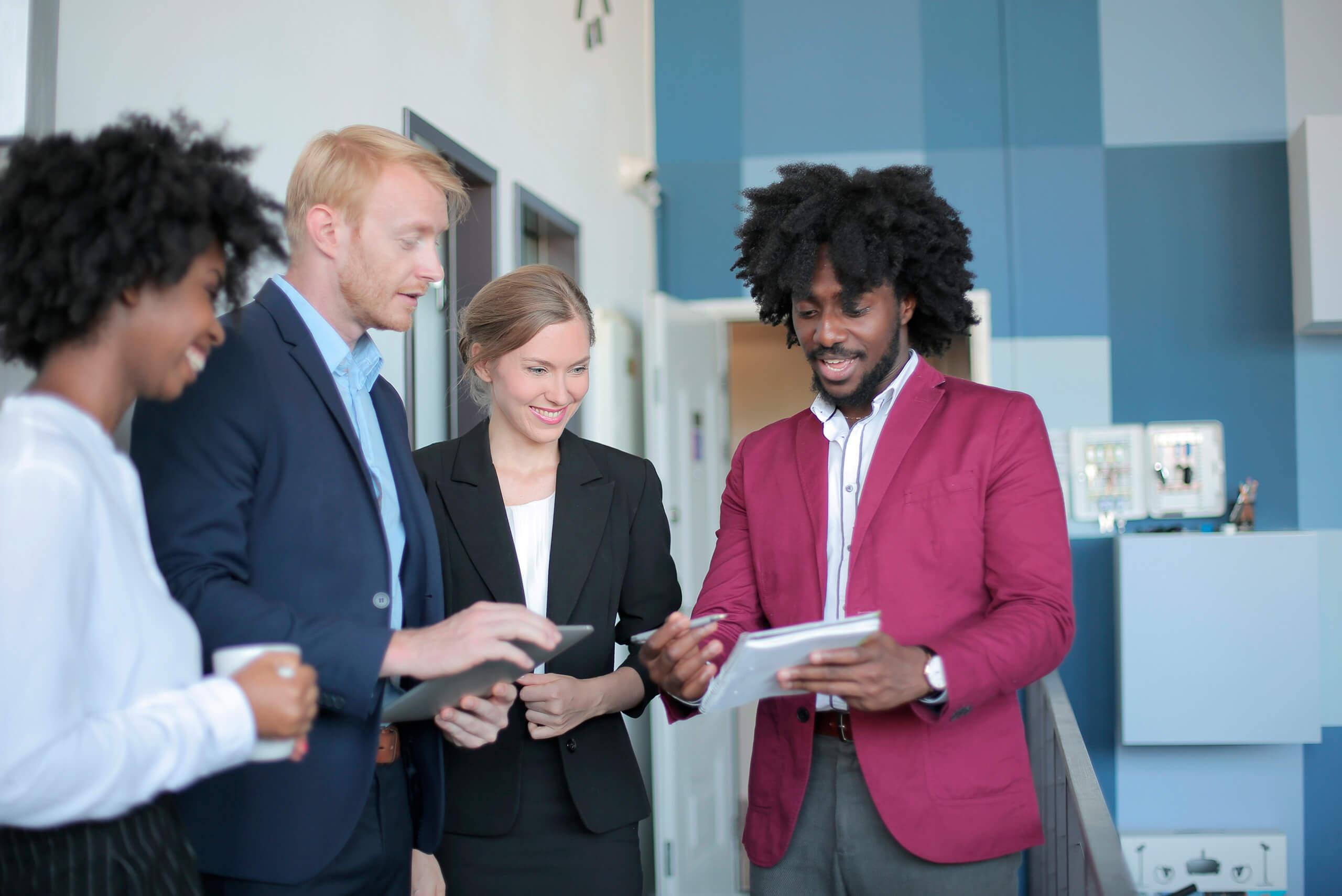 Como a diversidade no ambiente de trabalho potencializa resultados